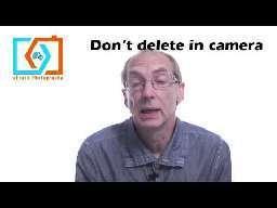 delete camera Simon Q. Walden, FilmPhotoAcademy.com, sqw, FilmPhoto, photography