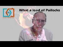 pollocks painting load Simon Q. Walden, FilmPhotoAcademy.com, sqw, FilmPhoto, photography