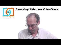 voiceovers slideshows recording Simon Q. Walden, FilmPhotoAcademy.com, sqw, FilmPhoto, photography